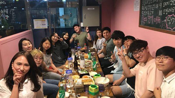 2017년 7월 Lab dinner