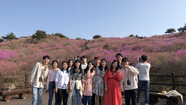 2019.04.18 꽃구경
